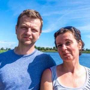 Ola i Paweł Wysoccy