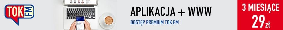 Dostęp Premium TOK FM