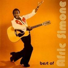 Afric Simone — The new Hits & RMX Album '98