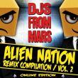 Ph Electro — Alien Nation (DJs from Mars Remix Compilation, Vol. 1)