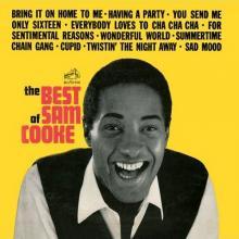 Sam Cooke — The Best Of Sam Cooke